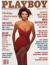 Playboy USA - January 1990