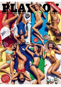 Playboy USA - July-August 2015
