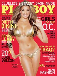 Playboy USA - August 2006