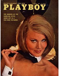 Playboy USA - March 1967
