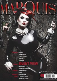 Marquis Magazine English Edition - August 2010