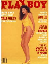 Playboy USA - July 1991