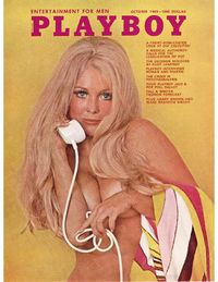 Playboy USA - October 1969