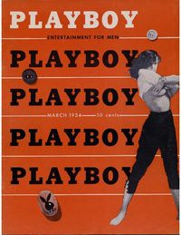 Playboy USA - March 1954