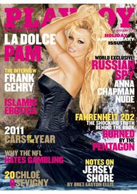 Playboy USA - January 2011