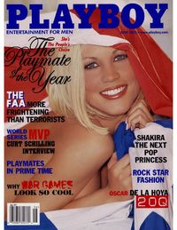 Playboy USA - June 2002
