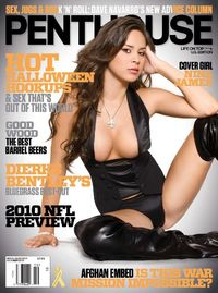 Penthouse USA - October 2010