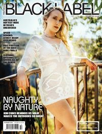 Australian Penthouse Black Label - October 2016