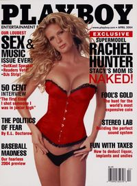Playboy USA - April 2004