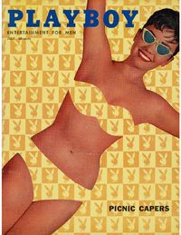 Playboy USA - July 1958