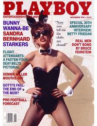 Playboy USA - September 1992