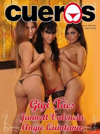 Cueros - Volume 27 - April 2011