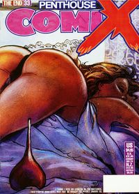 Penthouse Comix - Issue 33 - August 1998