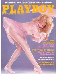 Playboy USA - April 1984