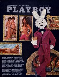 Playboy USA - January 1971