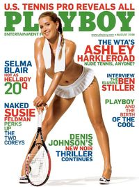 Playboy USA - August 2008