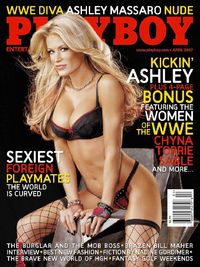 Playboy USA - April 2007