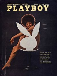 Playboy USA - October 1971