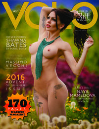 VOLO Magazine - Issue 37 - May 2016