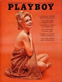 Playboy USA - March 1963
