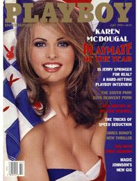 Playboy USA - July 1998