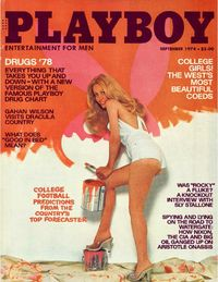 Playboy USA - September 1978
