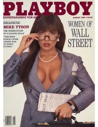 Playboy USA - August 1989