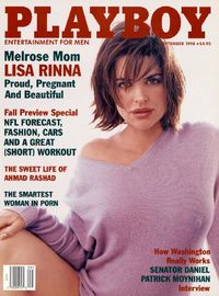 Playboy USA - September 1998
