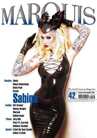 Marquis Magazine English Edition - August 2007