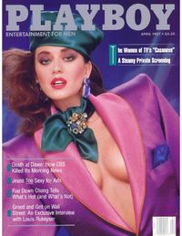 Playboy USA - April 1987