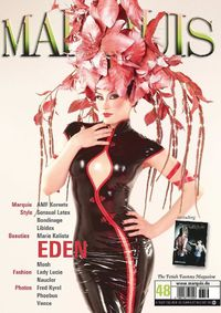 Marquis Magazine English Edition - March 2010