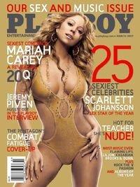 Playboy USA - March 2007