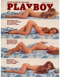 Playboy USA - October 1974